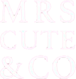 logo footer mrs cute and co