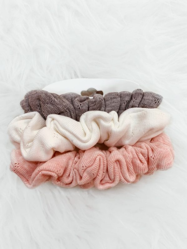 Scrunchie cotton pack