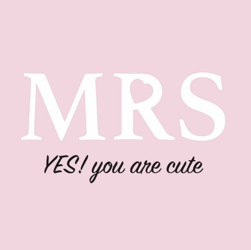 Logo Mrs Cute & Co