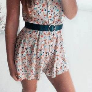 Blossom playsuit